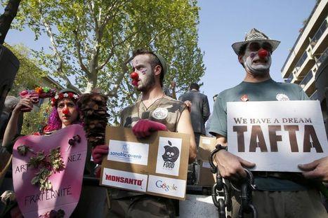 Le discret traité transatlanfric | Bigre ! | Scoop.it