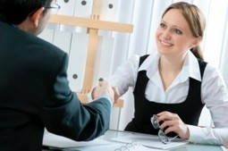 The Employer's Perspective on Job Interviews | Business.com Blog | Job Interview Skills | Scoop.it