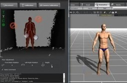 iClone Reallusion DIY Kinect Mocap Animation by Samsung Galaxy Note | Wolf and Dulci Links | Scoop.it