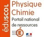 Physique - chimie - Académie de Strasbourg | Infos CDI | Scoop.it