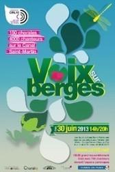 Voix Sur Berges 2013: le canal Saint-Martin a cappella - Evous | Le 10ème | Scoop.it