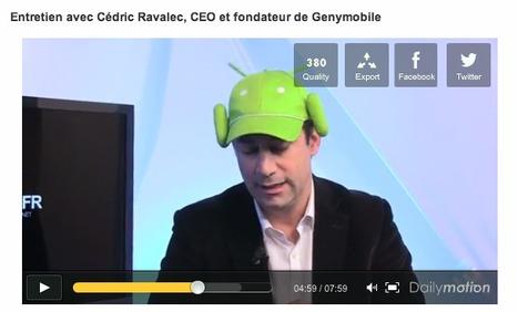Genymobile, une start-up 100% Android | Actualité des start-ups et de l' Entrepreneuriat sur le Web | Scoop.it