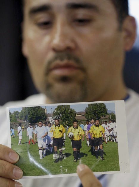 Teen soccer player charged in ref's death   Gov & Law- Reed   Scoop.it