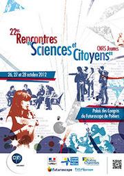 Plus de 450 jeunes Européens à la rencontre des sciences 26-28 octobre | Science et société | Scoop.it