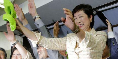 La conservatrice Yuriko Koike, première femme à diriger Tokyo   Géopolitiques   Scoop.it