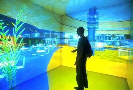 Future Virtual Reality – Oh, Really? | Future Technology 500 | Information Technology [I.T] | Scoop.it