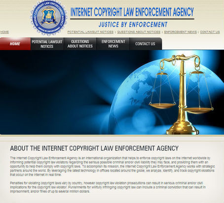 Scammers Extort BitTorrent Users Posing as Law Enforcement | TorrentFreak | The Benefits of Sharing | Scoop.it