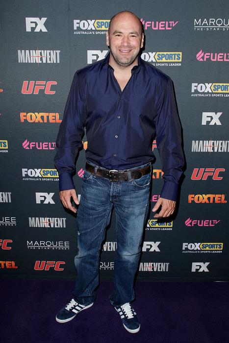 UFC's Dana White says TUF moving to Wednesday nights, FX ... | ufc information websites | Scoop.it
