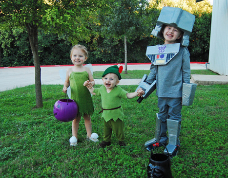 DIY Peter Pan Costume | Pure Hoopla -  Baby Shower invitations, Baby Shower Products | Scoop.it
