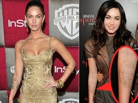 Tattoo Removal in New York City: The Grown-Up Megan Fox | Business | Scoop.it