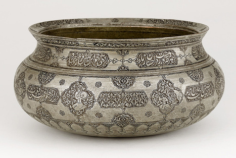 Rare bowl dating to the early 17th century returned to the Embassy of Afghanistan in London | Art Daily | Centro de Estudios Artísticos Elba | Scoop.it