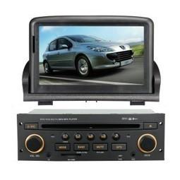 "Autoradio PEUGEOT 307 DVD GPS IPOD PIP Bluetooth DVB-T Ecran tactile 7""   poste radio automobile,achat poste radio   Scoop.it"