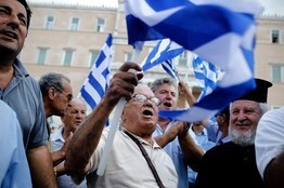 Fight Looms on Greek Bailout | Crossroads:  Interection of Politics, Finance and the U.S. Government | Scoop.it