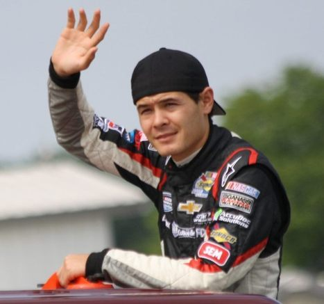 Kyle Larson Struggles in Adjusting to NASCAR Gear Shifting | bradkerkostka | Scoop.it