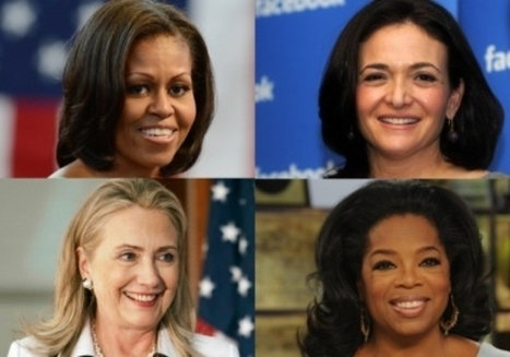 Eight #Leadership Lessons From The World's Most Powerful Women | Leadership Advice & Tips | Scoop.it