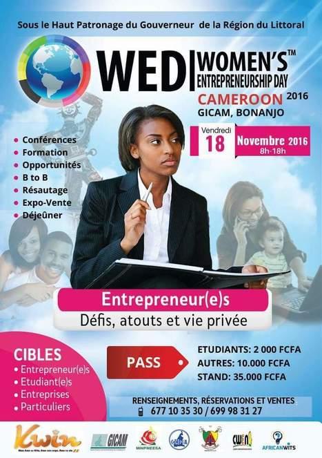 Women's Entrepreneurship Day, l'événement sur l'entrepreneuriat féminin | Entreprenariat féminin (2) | Scoop.it