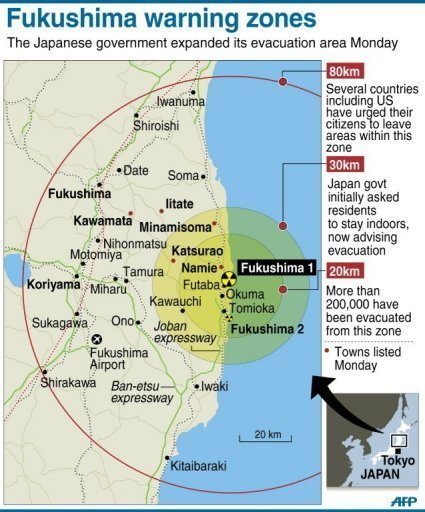 (blog) Fukushima et immobilier: La prime de risque radioactive | blog.tokyomonamour | Japon : séisme, tsunami & conséquences | Scoop.it