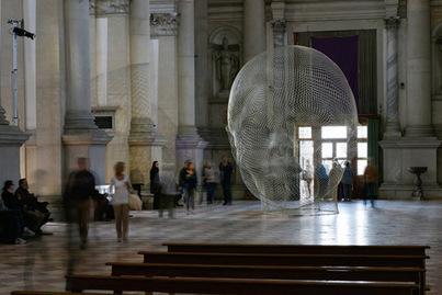 A San Giorgio Maggiore, des moines ouverts à l'art contemporain | Clic France | Scoop.it