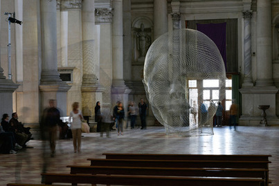 A San Giorgio Maggiore, des moines ouverts à l'art contemporain | Art contemporain et culture | Scoop.it
