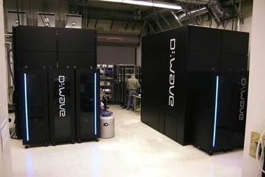 Google se lance dans les ordinateurs quantiques avec D-Wave Systems | Cultures digitales, Gouvernance | Scoop.it
