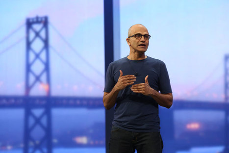 Nadella Memo Says Little, Prompts a Lot of Talk - SiteProNews | Digital-News on Scoop.it today | Scoop.it