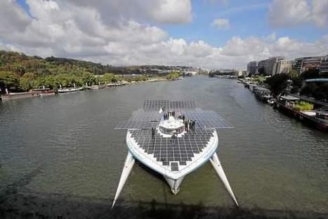 Turanor Planet Solar, la più grande barca solare al mondo ha terminato la traversata atlantica   Energie Rinnovabili   Scoop.it