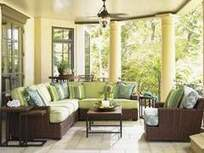 Inspired Interiors: Umbrellas keep out sun, bring in color | Color For Your Home | Scoop.it