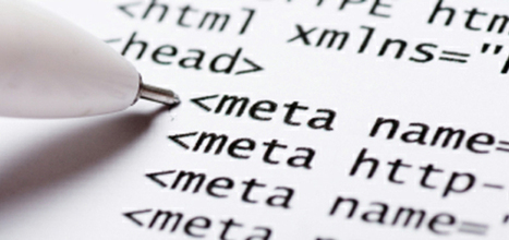 How to Add Optimized Meta Tags to Blogger | Management and analysis on the Information Society | Scoop.it