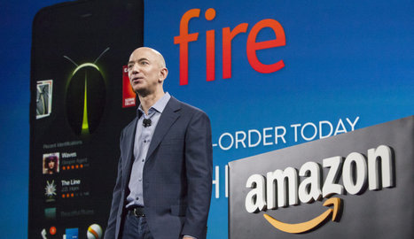 WSJ: Amazon axes hardware projects after Fire Phone failure | Nerd Vittles Daily Dump | Scoop.it