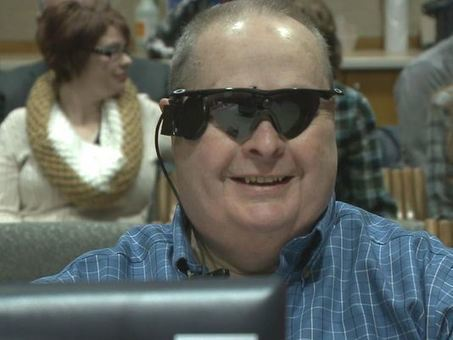 A Husband Is Overcome With Emotion as Prosthetic Glasses Allow Him to See His Wife for the First Time in a Decade | Already there | Scoop.it