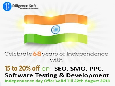 (15-August-2014)INDEPENDENCE DAY Discount Offer | Professional SEO Services in India | Scoop.it