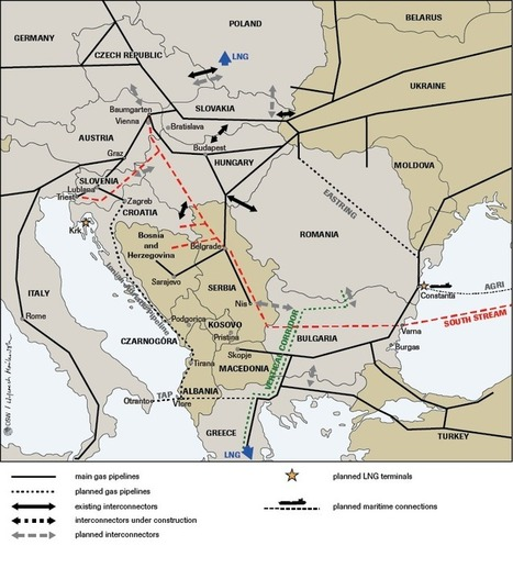 Central and South-Eastern Europe after the cancellation of South Stream   OSW   Slavic, East European, and Eurasian Studies Blogroll   Scoop.it