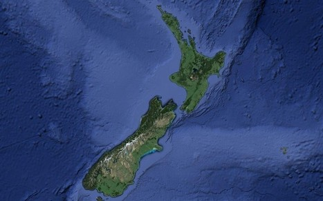 New Zealand islands to be formally named - in English and Maori  - Telegraph | Ms. Postlethwaite's Human Geography Page | Scoop.it