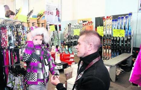Tarbes. Le Salon du ski tout schuss - LaDépêche.fr | npy | Scoop.it