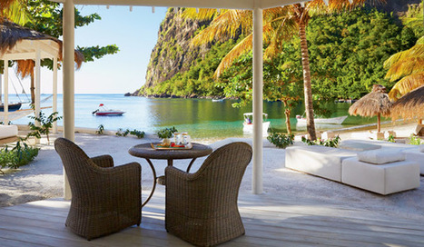Luxury St Lucia Holidays | Luxury Hotels | Elegant Resorts | The Helen of the West | Scoop.it