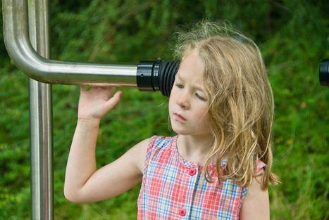 Threave Garden Photo, Treetop listening tube | DESARTSONNANTS - CRÉATION SONORE ET ENVIRONNEMENT - ENVIRONMENTAL SOUND ART - PAYSAGES ET ECOLOGIE SONORE | Scoop.it