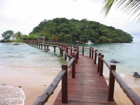 Santo Tomé y Príncipe espera impulsar economía con turismo | São Tomé e Príncipe | Scoop.it