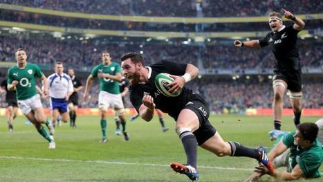 'No one does heartbreak like Ireland' - Irish Times   'Rugby Shorts'   Scoop.it