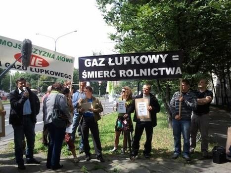 IPS – Poland's Shale Gas Bubble 'Bursting'   Inter Press Service   Occupy Chevron   Scoop.it