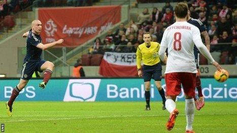 Poland 0-1 Scotland | Sports News | Scoop.it