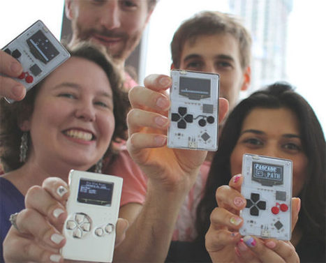 Cette minuscule Game Boy devrait plaire aux amateurs de rétro-gaming | [OH]-NEWS | Scoop.it