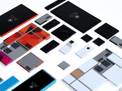 Projet #Ara : tout ce qu'il faut savoir sur le smartphone modulaire de #Google | mlearn | Scoop.it