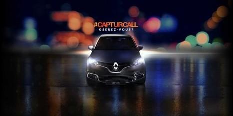 #CapturCall, le retour gagnant de Renault en 2014? | Brand marketing and digital innovations | Scoop.it