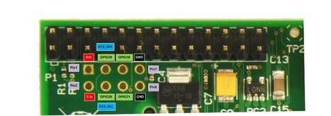 Expand the Number of GPIO Pins on the Raspberry PI | Arduino, Netduino, Rasperry Pi! | Scoop.it