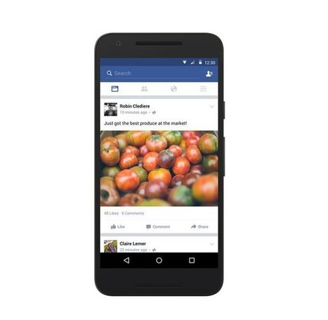 Facebook Gets An Offline Mode | TechCrunch | Tools You Can Use | Scoop.it