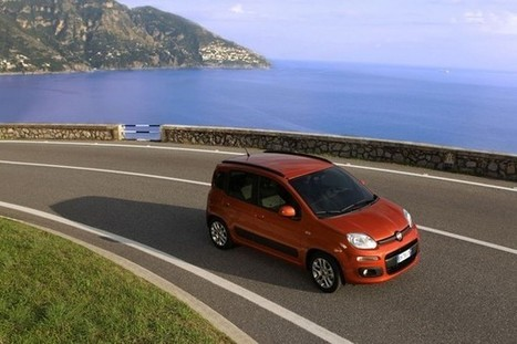 Car Markets 2012: Fiat Panda is the queen of the year | Auto Blog plus Car Blog | Super cars | Scoop.it