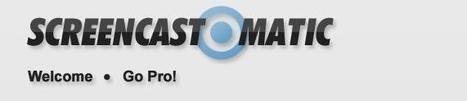 Go Pro! | Screencast-O-Matic - Free online screen recorder for instant screen capture video sharing. | Tecnología Educativa & Psicología Educativa | Scoop.it