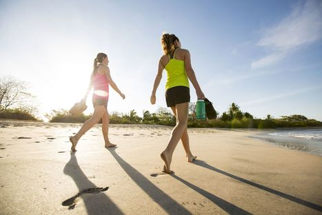 11 Tips for the Better Beach Walking | One Step at a Time | Scoop.it