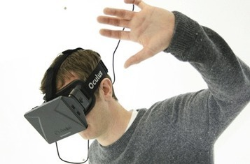 The future of virtual reality: want to conquer vertigo or have a go at surgery? | Technoculture | Scoop.it