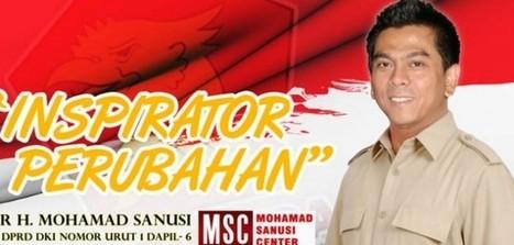 Foto Profil Mohamad Sanusi Anggota DPRD DKI yang Ditangkap Operasi Tangkap Tangan KPK | CumaBerita! | Berita Terbaru | Scoop.it